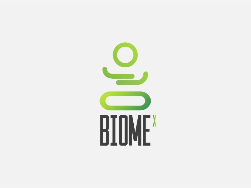 Biome X logo design by Sami Ur Rab