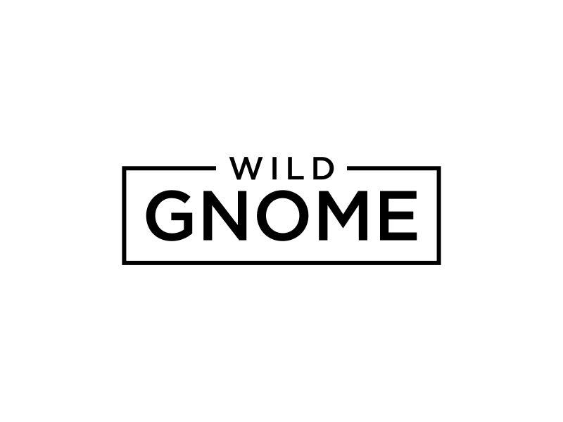 Wild Gnome logo design by p0peye