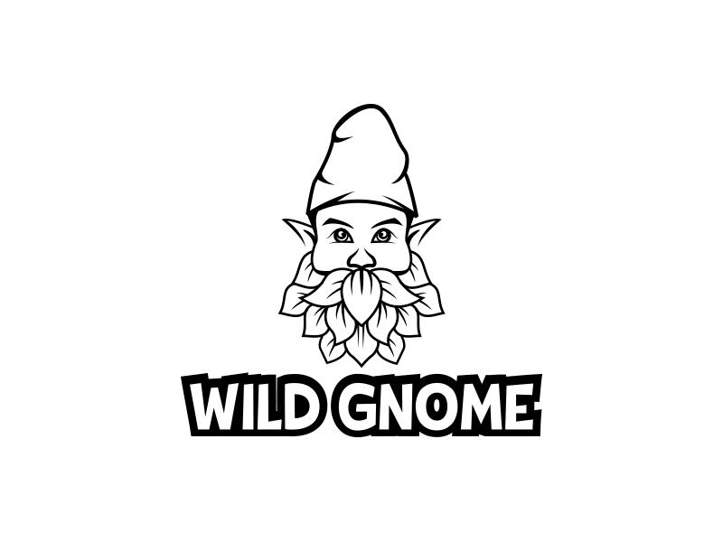 Wild Gnome logo design by keylogo