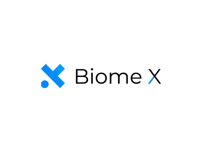 Biome X logo design by Soufiane