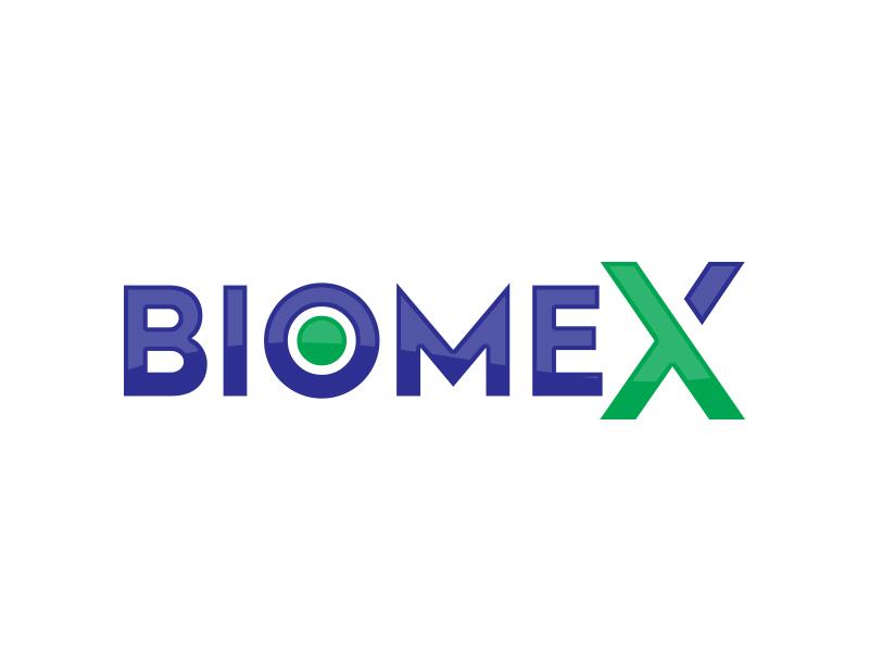 Biome X logo design by MarkindDesign™