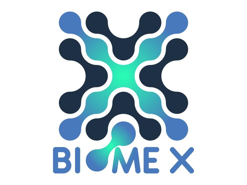 Biome X logo design by Ryan Prapta Putra