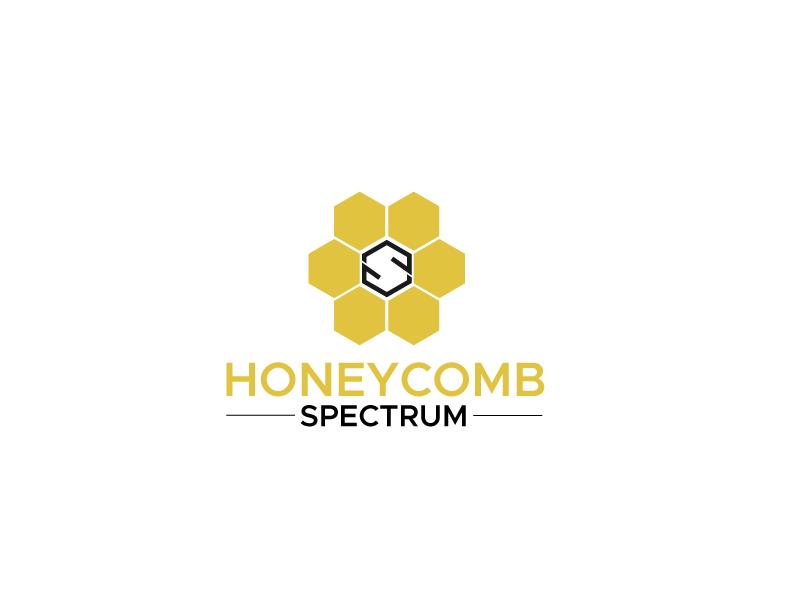 Honeycomb Spectrum logo design by leduy87qn