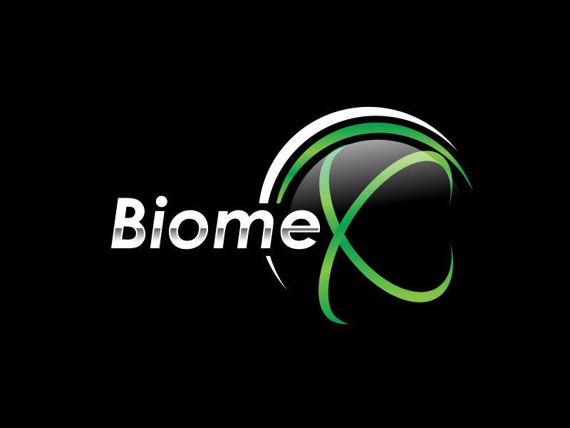 Biome X logo design by serprimero