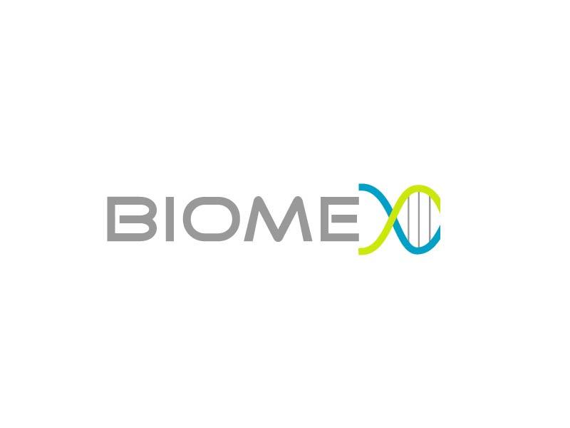 Biome X logo design by axel182