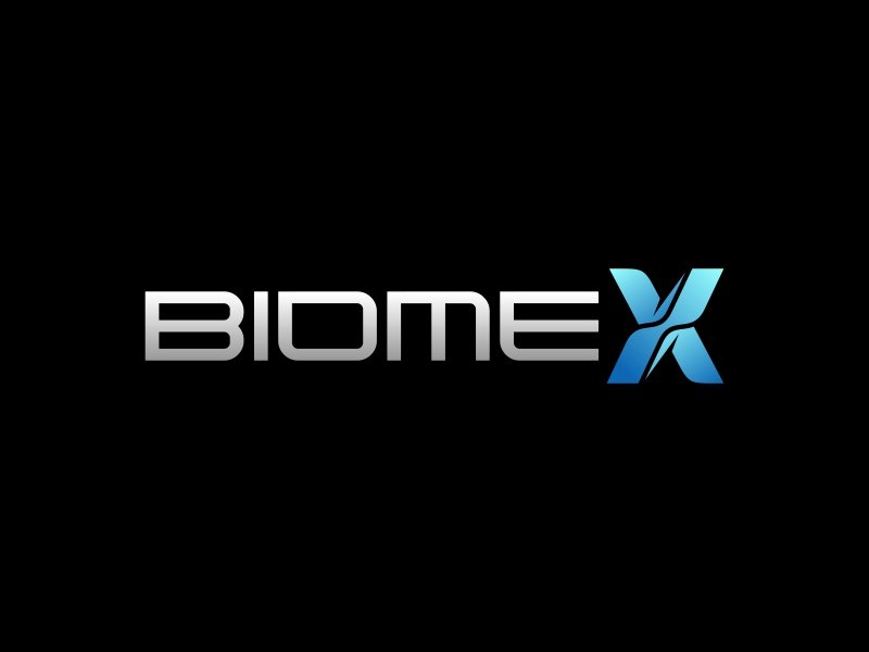 Biome X logo design by ekitessar