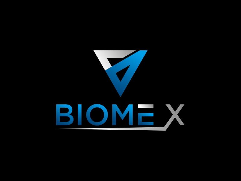 Biome X logo design by banaspati