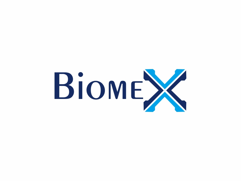 Biome X logo design by Greenlight