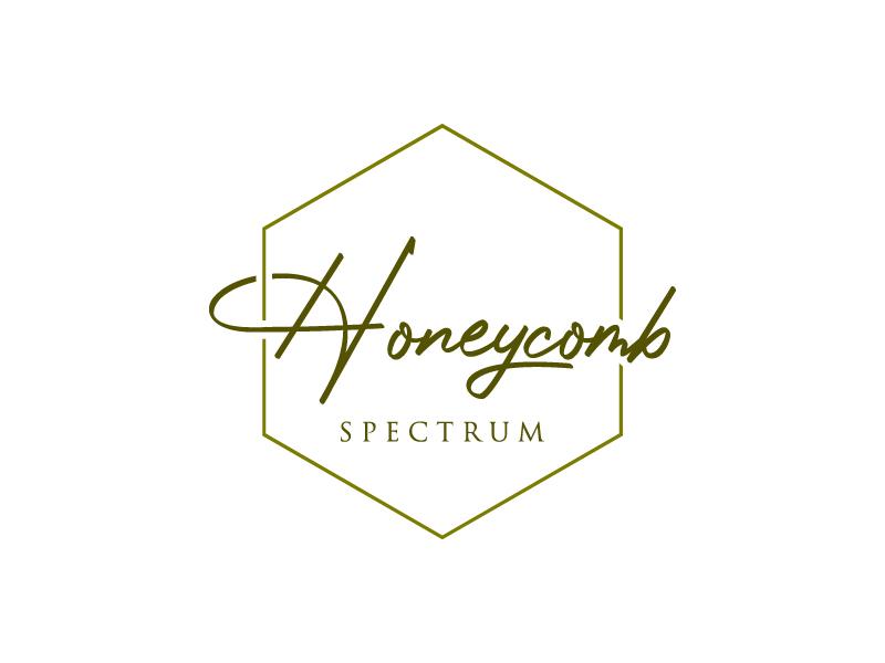 Honeycomb Spectrum logo design by jonggol