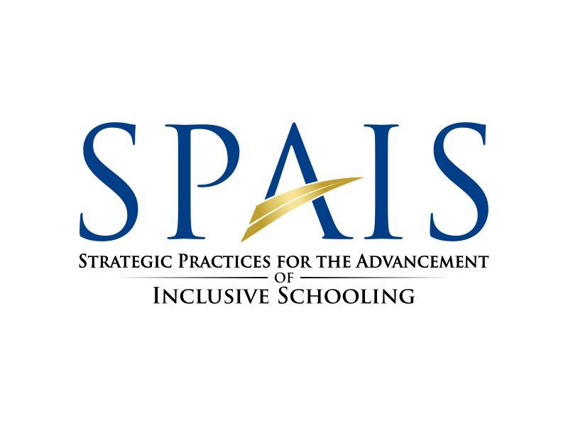Strategic Practices for the Advancement of Inclusive Schooling (SPAIS) Logo Design