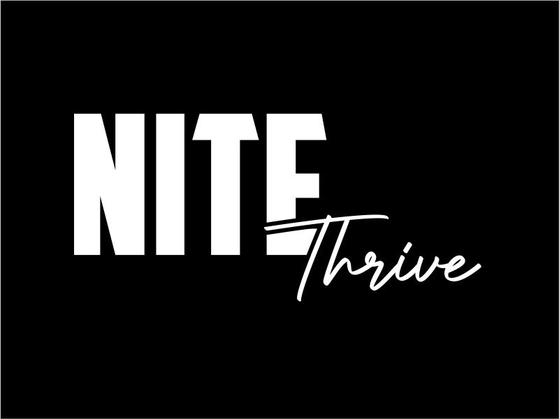 NiteThrive logo design by cintoko