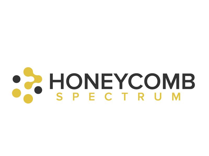 Honeycomb Spectrum logo design by jaize