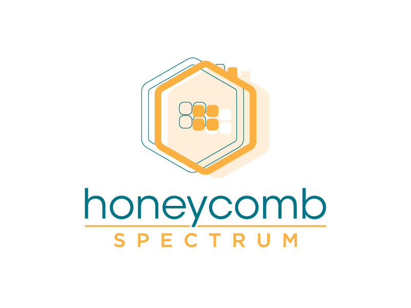 Honeycomb Spectrum logo design by torresace