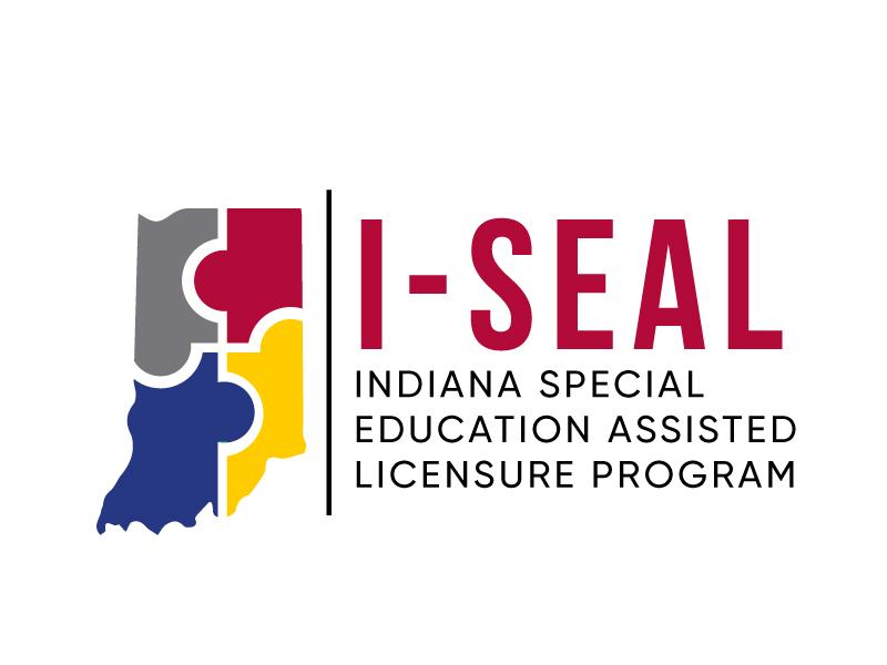 I-SEAL Logo Design