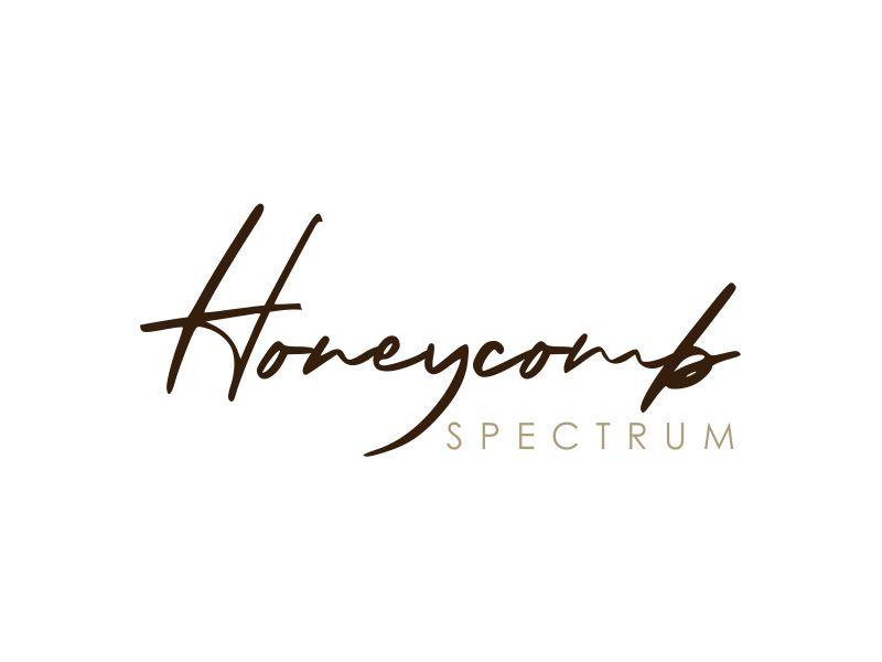 Honeycomb Spectrum logo design by giphone