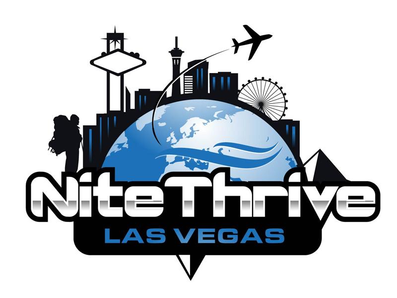 NiteThrive logo design by DreamLogoDesign