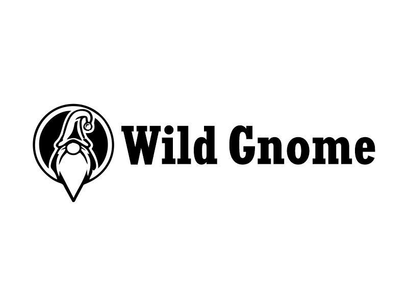 Wild Gnome logo design by Gwerth
