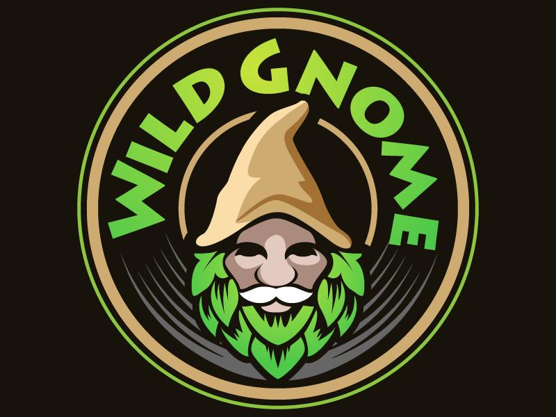 Wild Gnome logo design by jaize