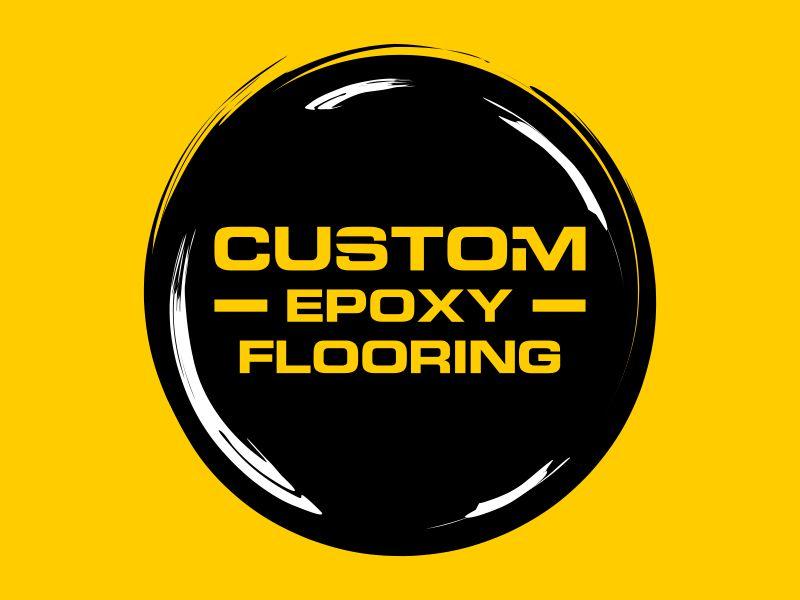 Custom Epoxy Flooring logo design by zonpipo1