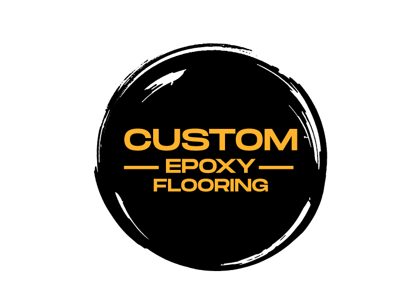 Custom Epoxy Flooring logo design by Sami Ur Rab