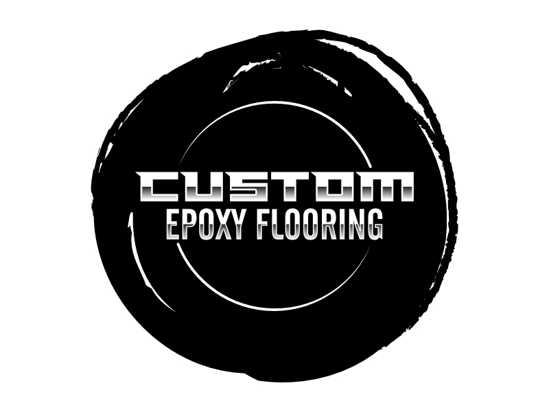 Custom Epoxy Flooring logo design by shikuru