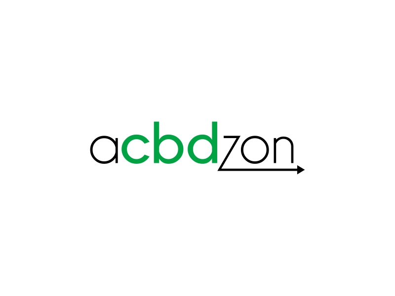 a cbd zon logo design by ingepro