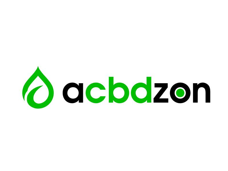 a cbd zon logo design by jaize