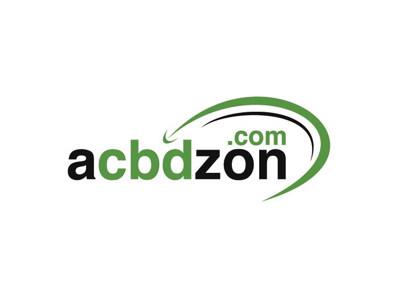 a cbd zon logo design by Fear