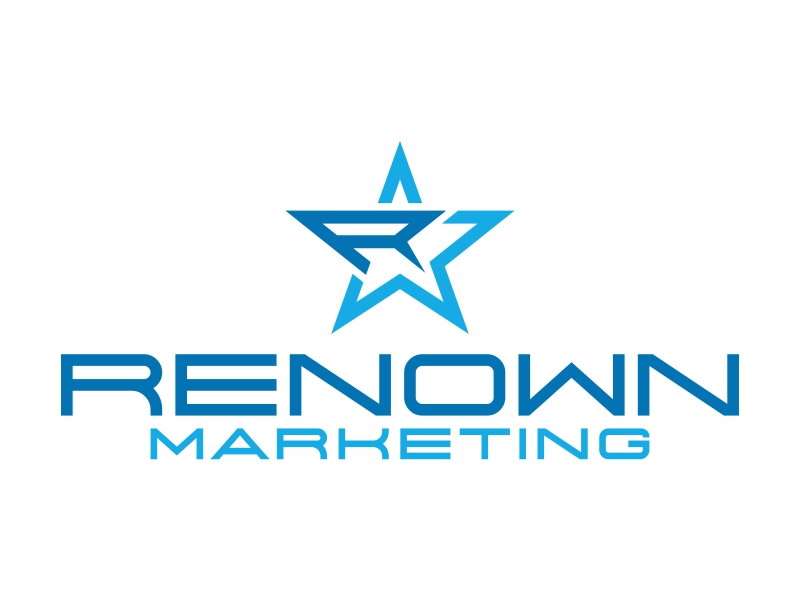 Renown Marketing logo design by FriZign