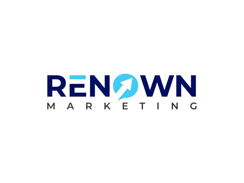 Renown Marketing logo design by mutafailan