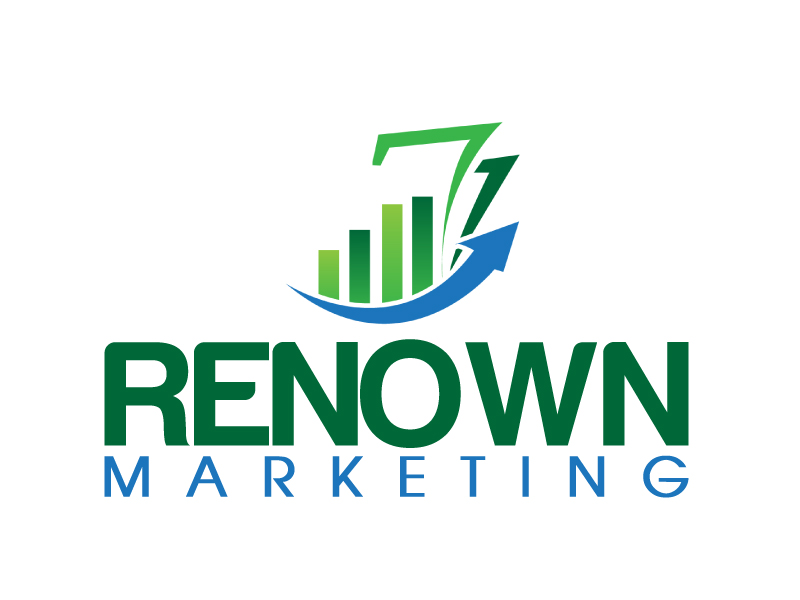 Renown Marketing logo design by ElonStark