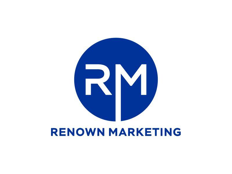 Renown Marketing logo design by Gwerth