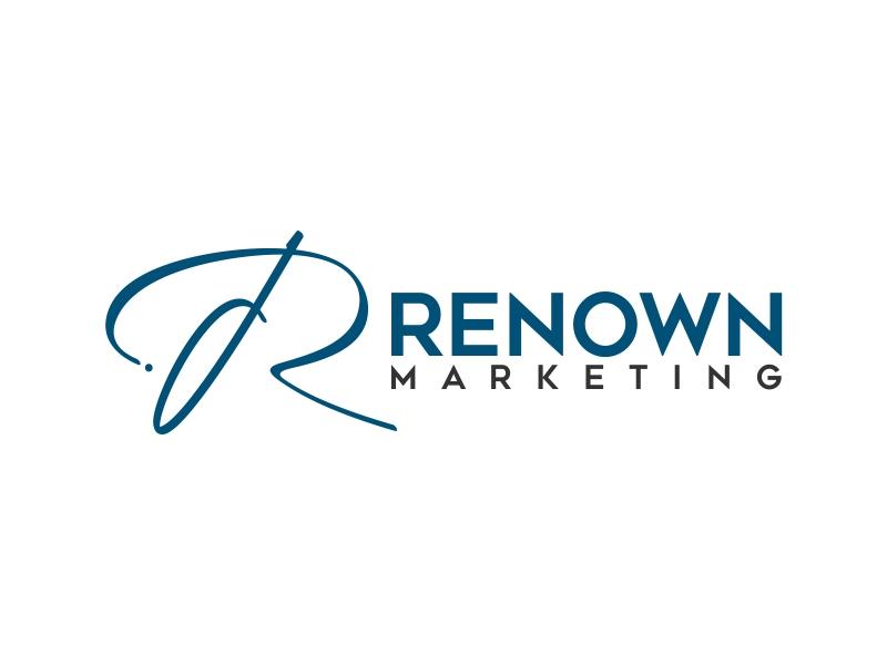 Renown Marketing logo design by ekitessar