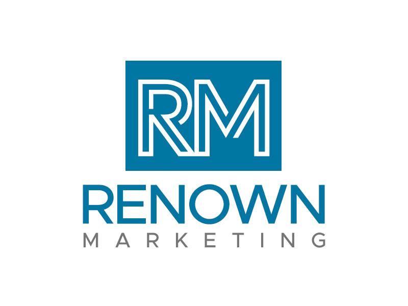 Renown Marketing logo design by kunejo