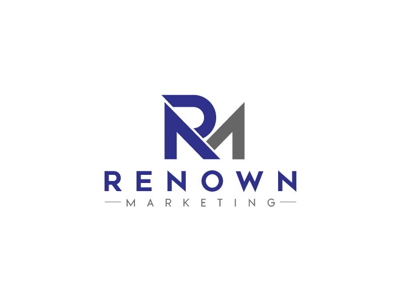 Renown Marketing logo design by usef44