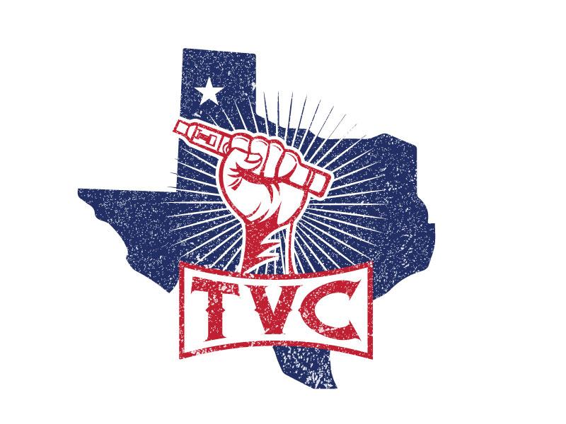 TVC logo design by aryamaity