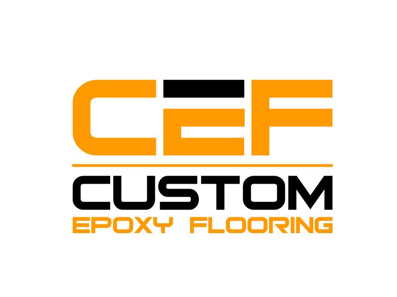 Custom Epoxy Flooring logo design by jaize