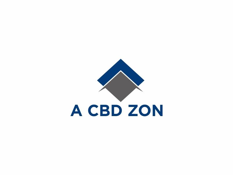 a cbd zon logo design by Greenlight