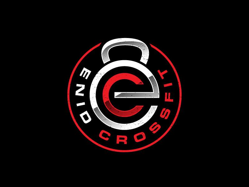 Enid CrossFit logo design by nard_07