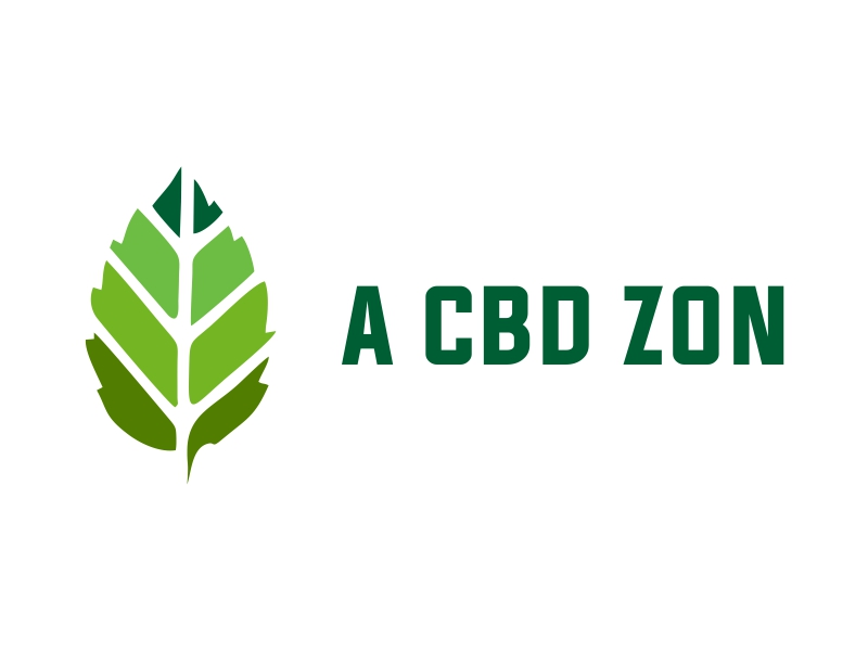 a cbd zon logo design by JessicaLopes