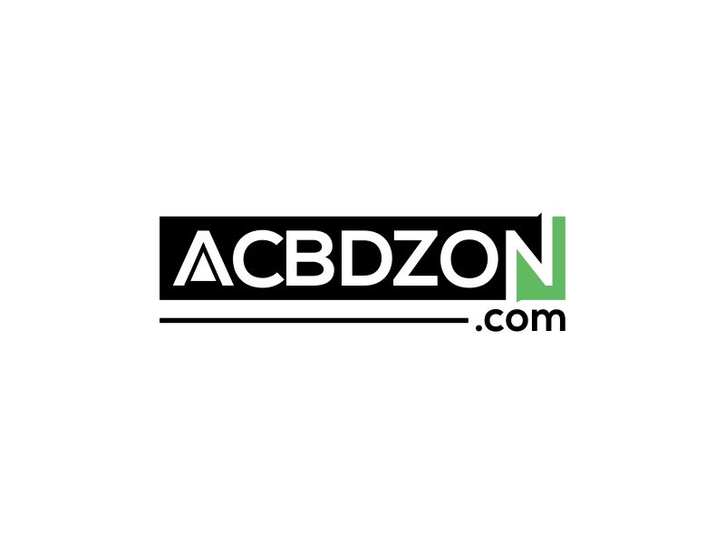 a cbd zon logo design by MUNAROH