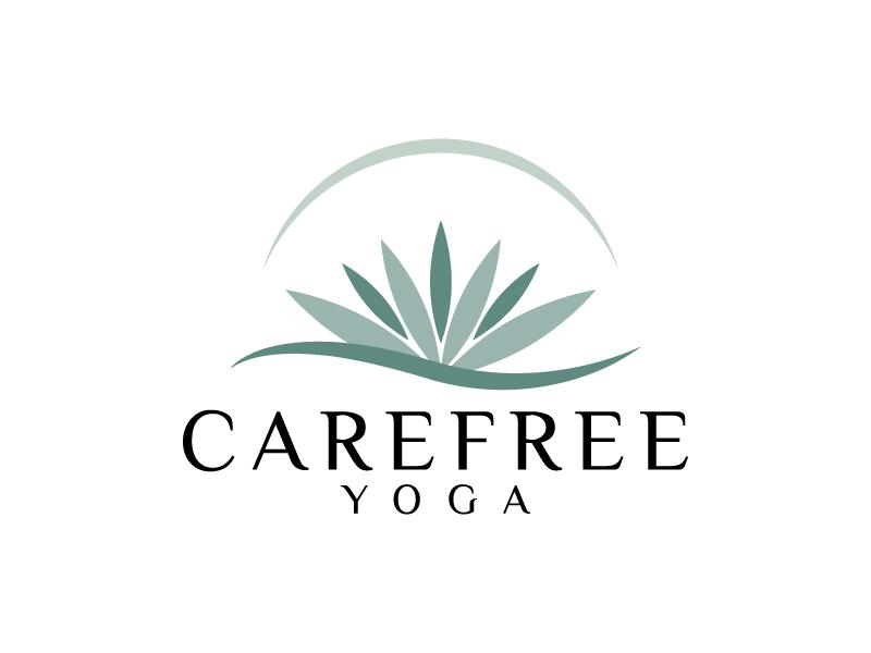 Carefree Yoga logo design by jonggol