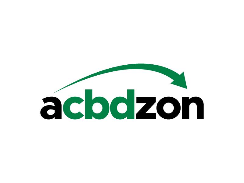 a cbd zon logo design by denfransko