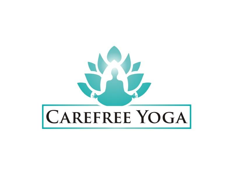Carefree Yoga logo design by cintya