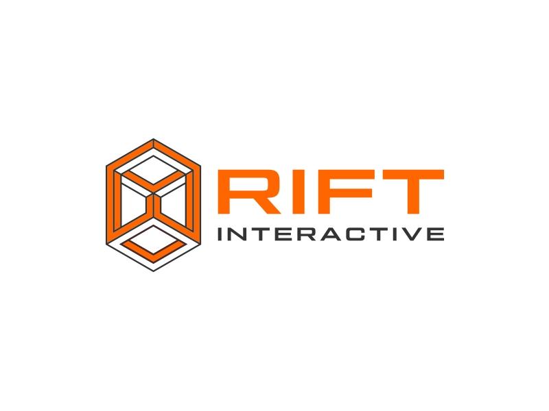 RIFT Interactive logo design by GemahRipah