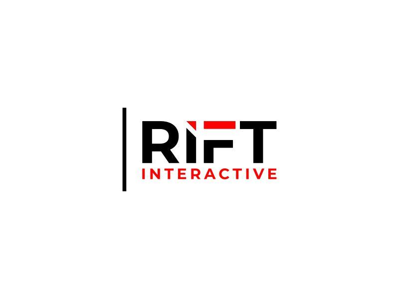 RIFT Interactive logo design by asani