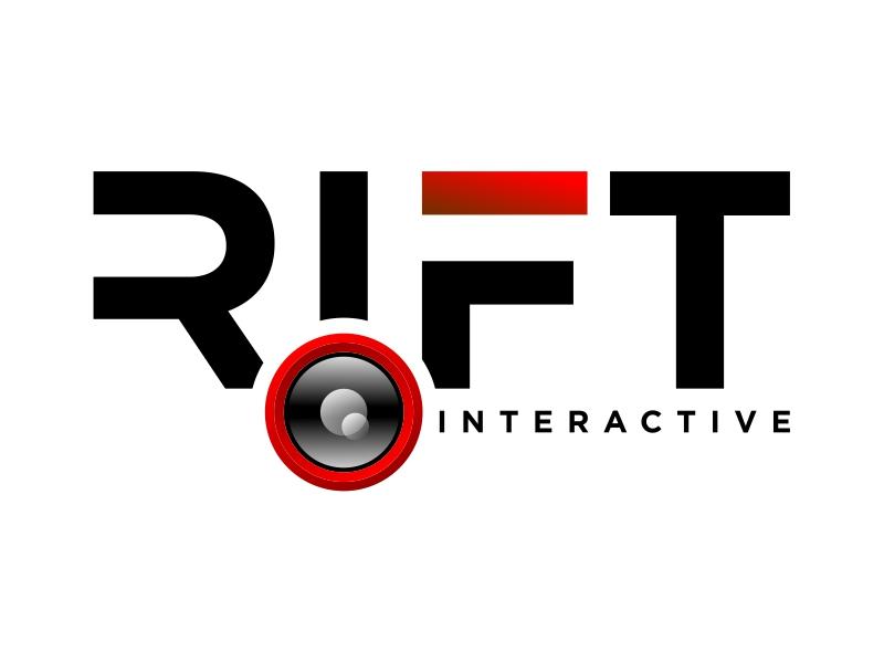 RIFT Interactive logo design by cintoko