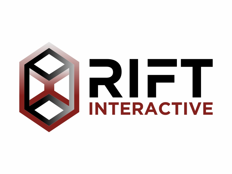 RIFT Interactive logo design by Franky.