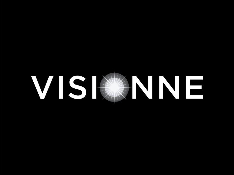 VISIONNE logo design by sabyan