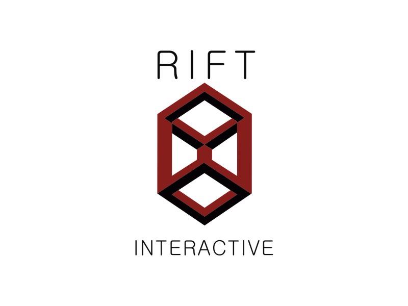 RIFT Interactive logo design by KQ5